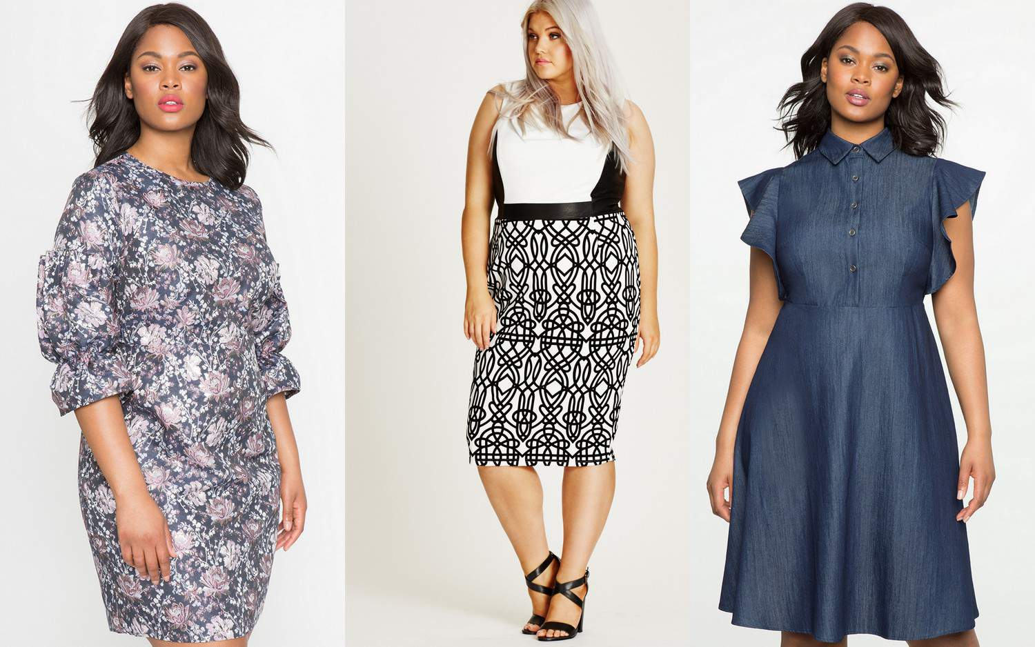 Plus Size Wear To Work The Curvy