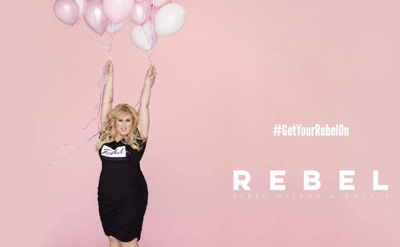 Rebel Wilson x Angels