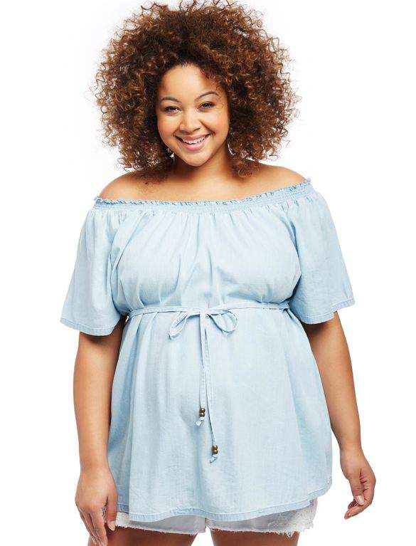 We Ve Got The Top 5 Places To Shop While Plus Size And Pregnant