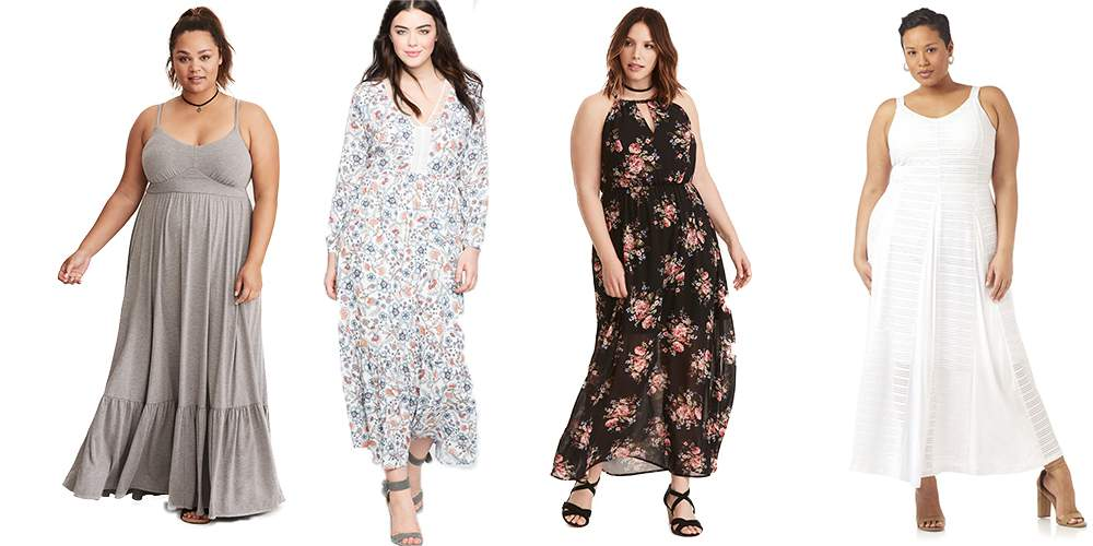 Gotta Have It: 10 Petite Plus Size Maxi Dresses & How to Rock Them!