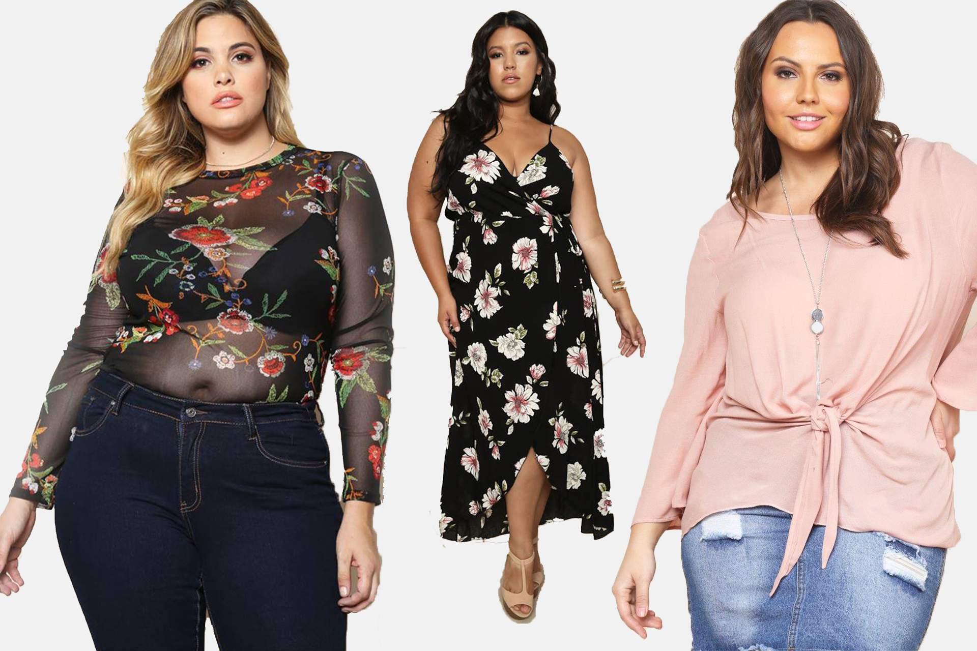 plus size boutiques, GS Love, Chic and Curvy, Curvy girl lingerie, Standout style boutique, Bailey Creek boutique