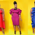 plus size dress, midi dress, flaunt your curves, new plus size designer, Love Creed, plus size fashion statements