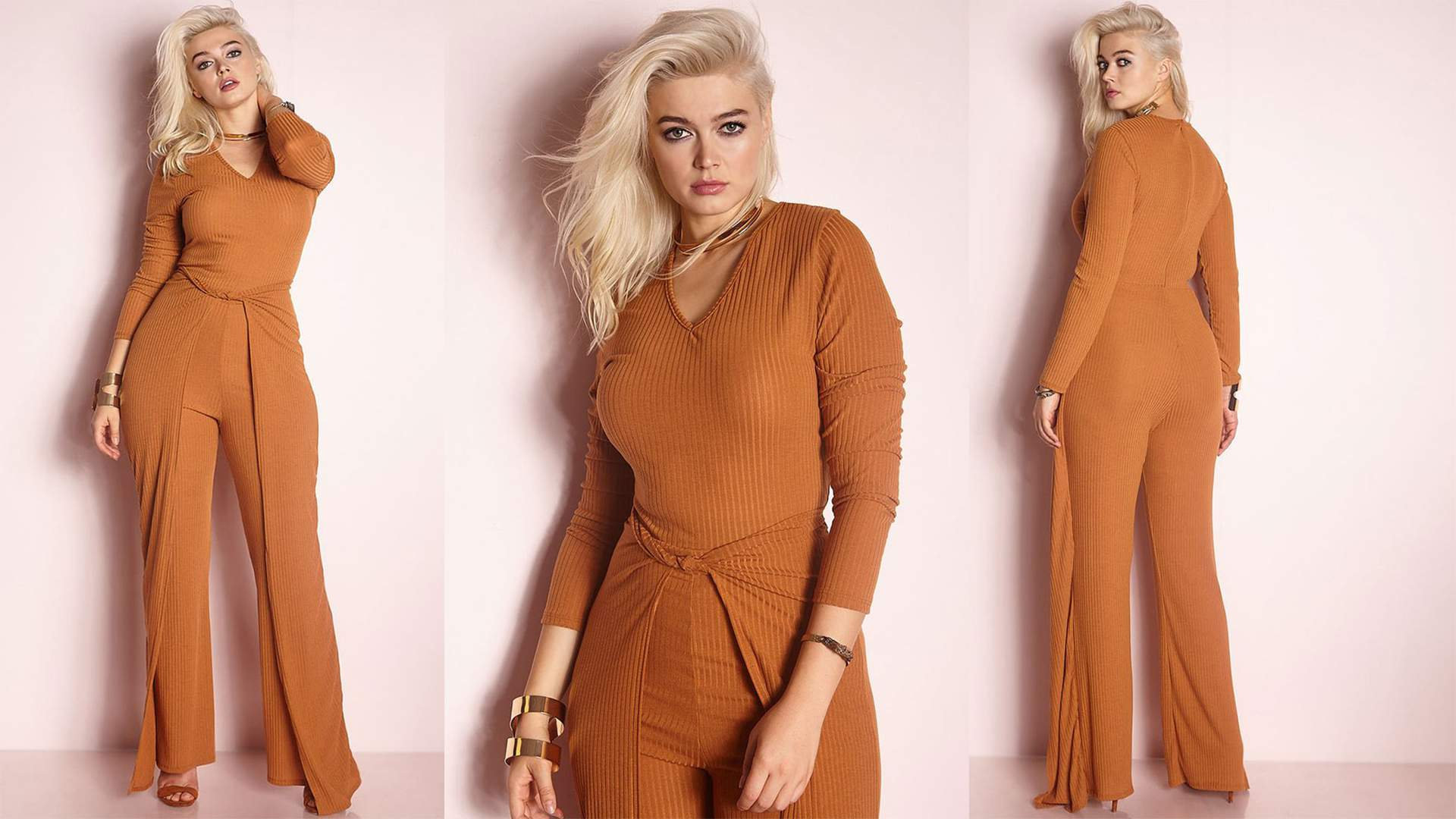 Fall Fashion Spotlight: Plus Size Jumpsuits