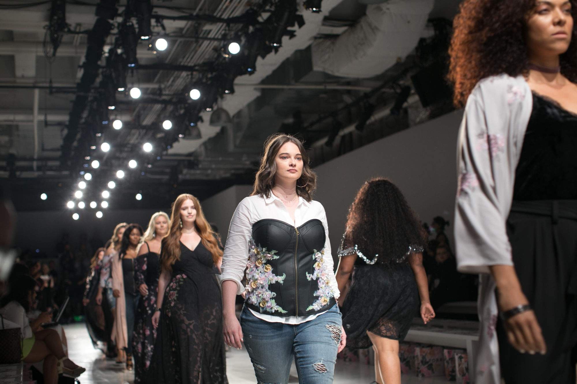 Are We Finally Seeing Plus Size Representation At Nyfw Maybe