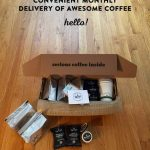 TAYST Coffee Subscription Box