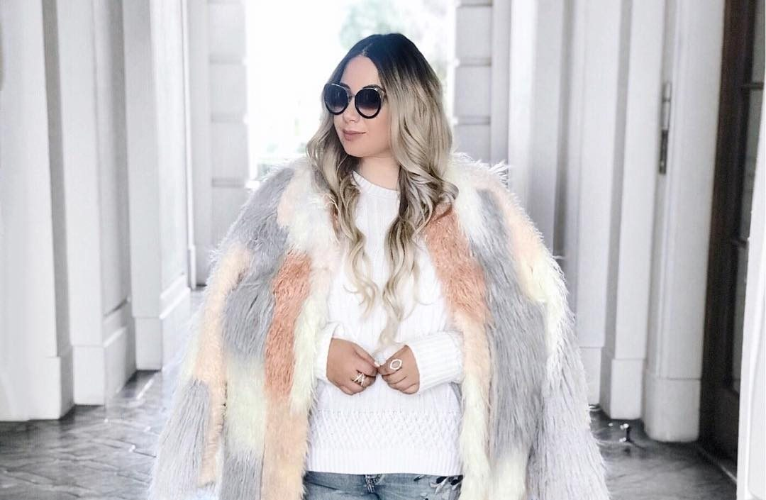Plus size holiday looks- Note Blair
