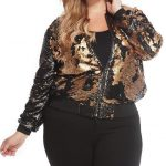 Plus Size Bomber Jacket by Rebel Wilson