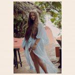 Plus Size Luxury Swimwear- Alpine Butterfly Campaign