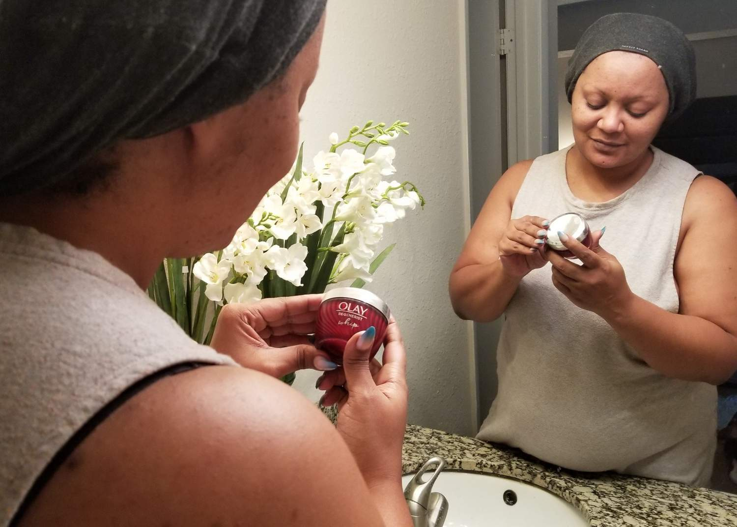 Olay Whip Regenerist review