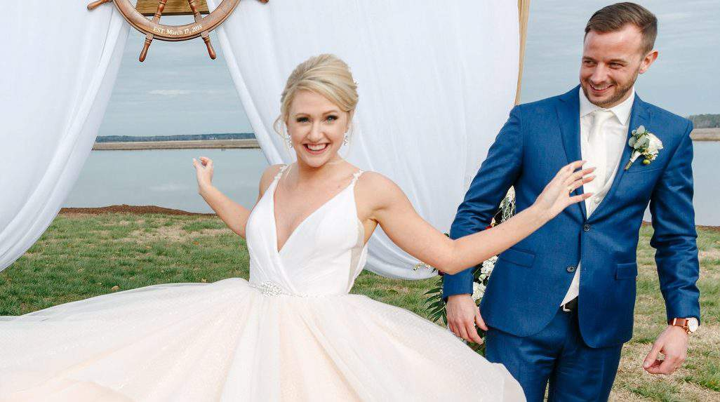 There's a new bridal brand in town ready to make every bride's dress wish come true! We're excited to introduce Anomalie--a truly pro-bride wedding dress brand.