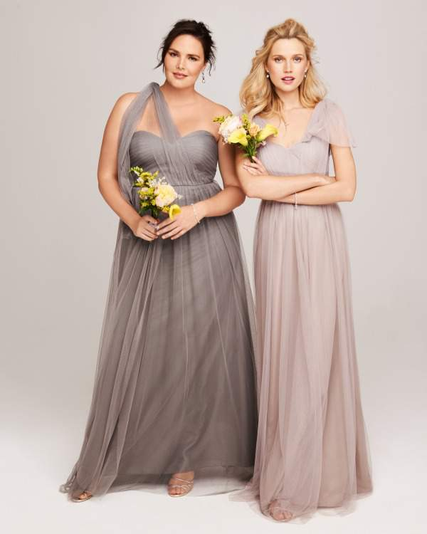 10 Tried and True Tips for the First Time Plus Size Bridesmaid