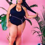 Essie Golden x Rebdolls Swimwear Collaboration Up to a 5X