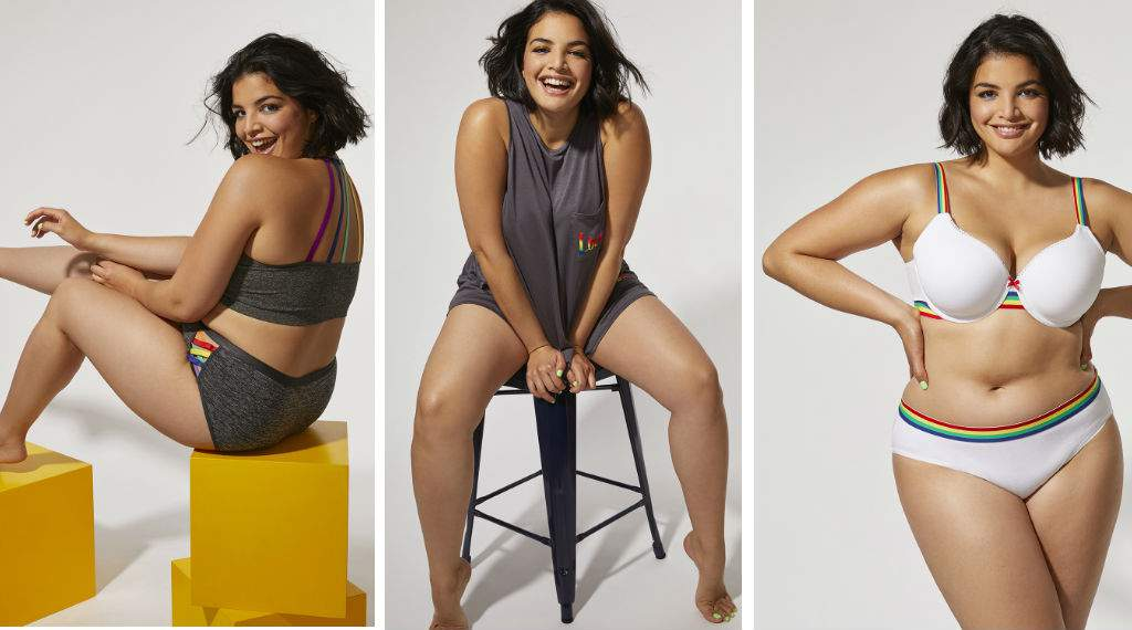 Lane Bryant has released their limited edition Pride Collection to celebrate National Pride Month! Check out our favorite pieces here and see the line at LaneBryant.com.