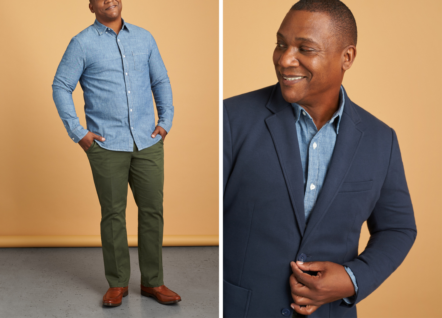 Stitch Fix Men in Big & Tall Extended Sizes