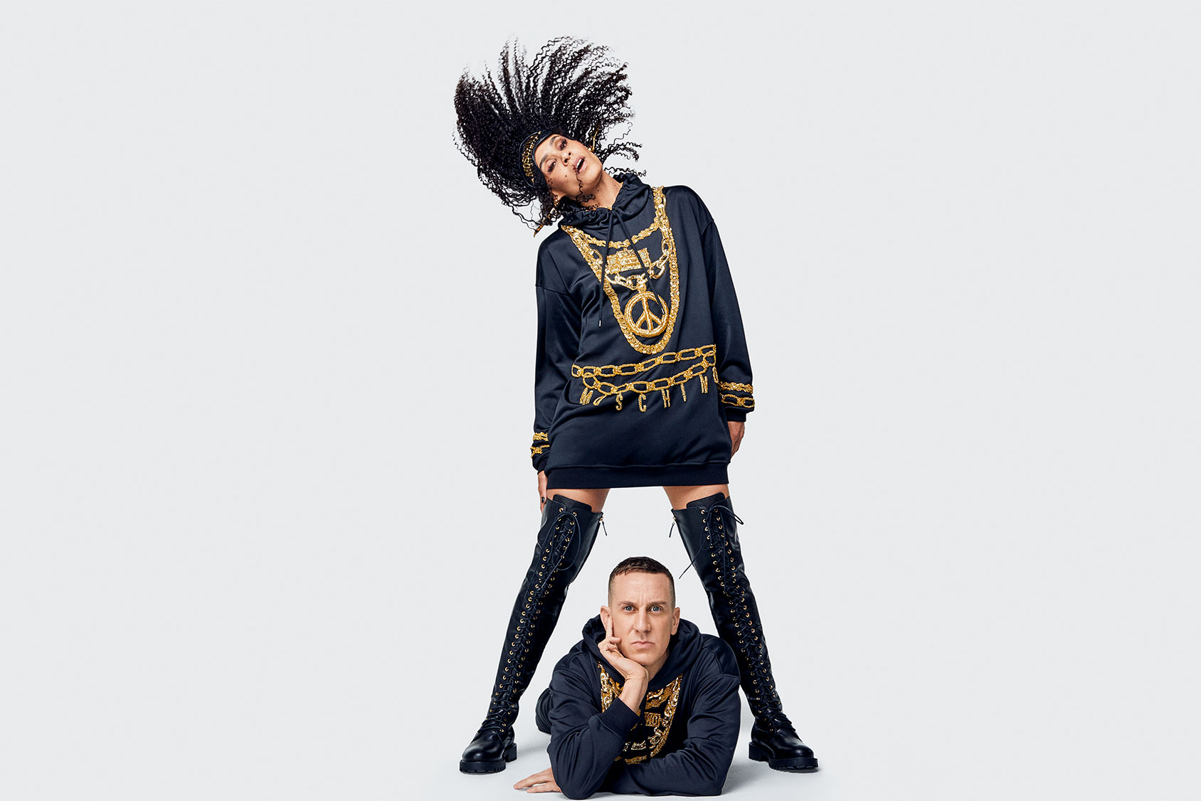 Moschino x H&M Collaboration to Include Plus Sizes? We are Not 100% Sure... BUT- did you see this?