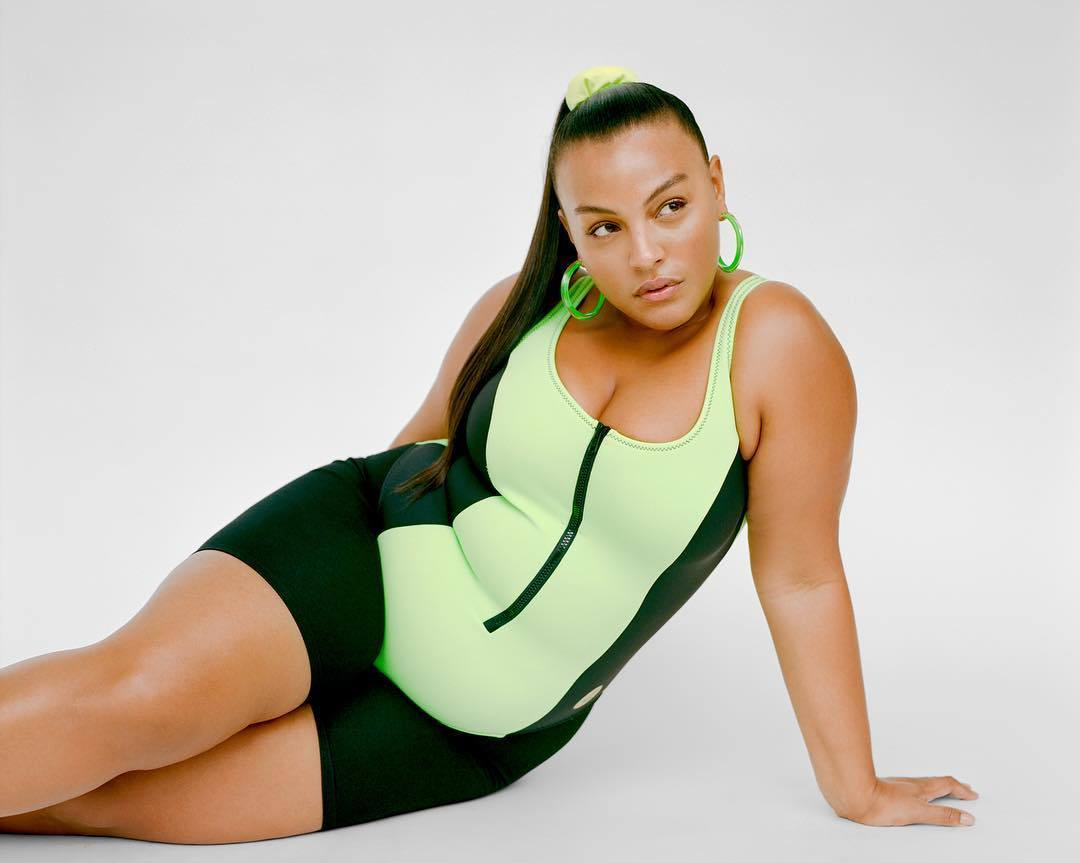 Alison Lou Loucite Collection featuring Paloma Elsesser