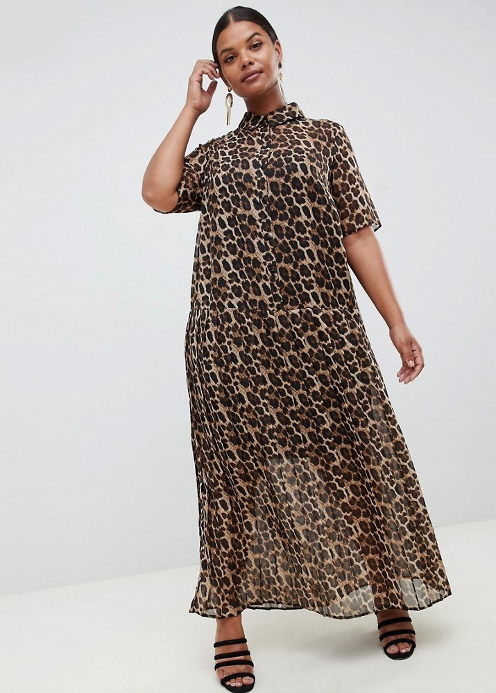 Seeing Spots with Fall\'s Hottest Plus Size Leopard Print Finds!