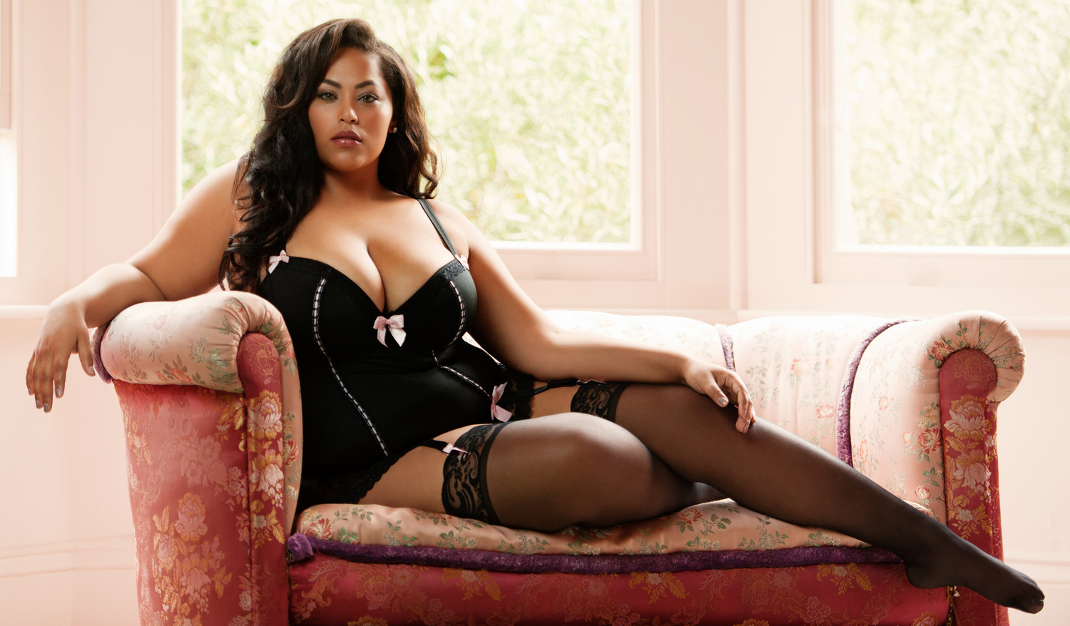 Lovehoney Launches Plus Size Lingerie Collections- Seduce Me