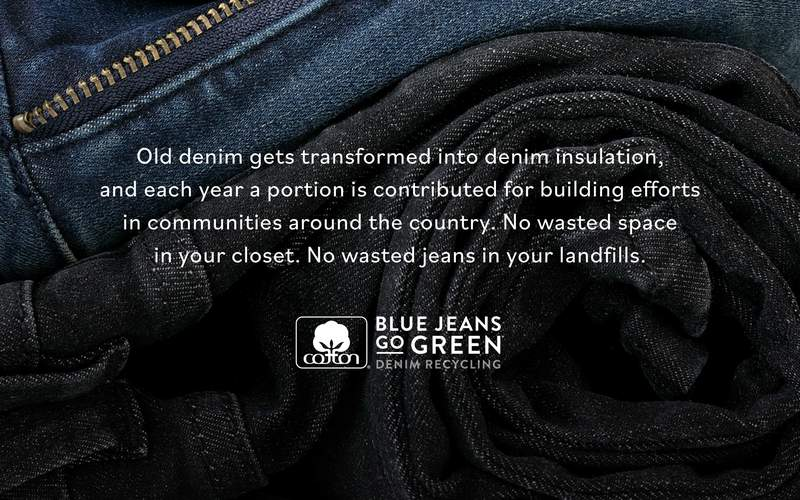 Blue Jeans Goes Green teams up with Universal Standard