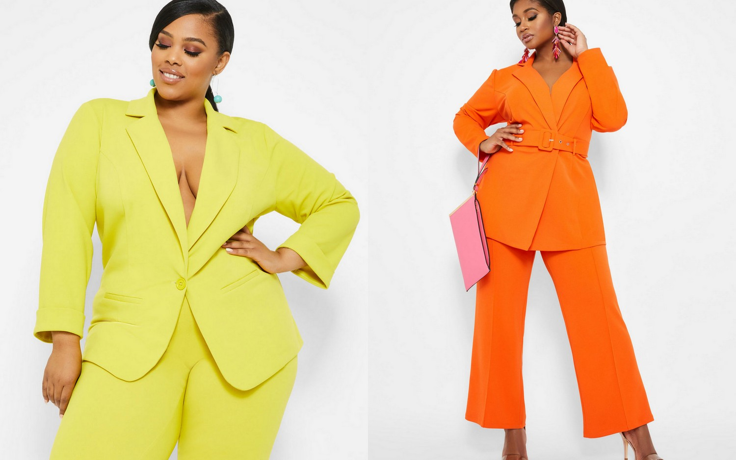 Where to find a few of the hottest plus size suits for spring