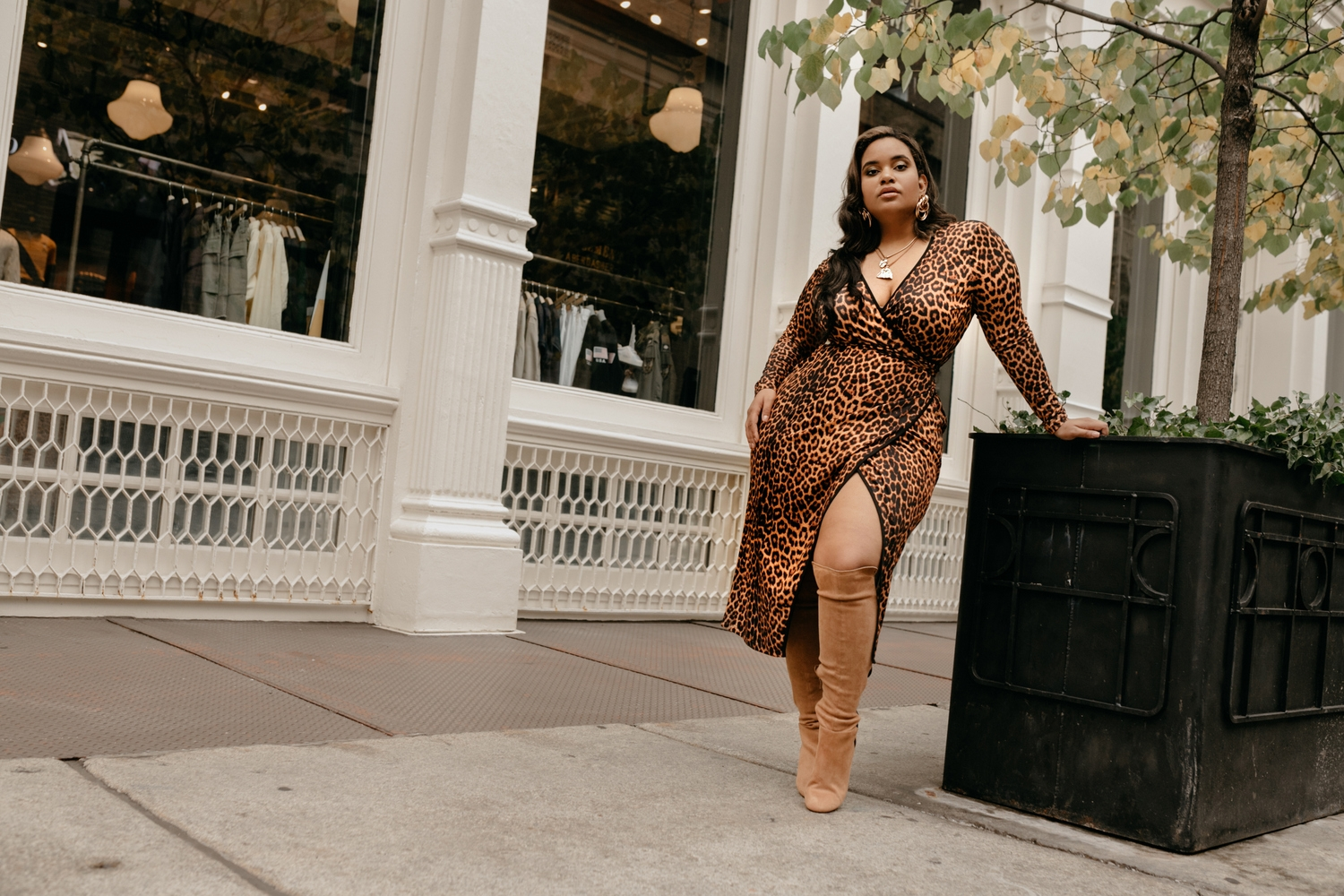 Denise Mercedes for Rebdolls Fall 19 Collection