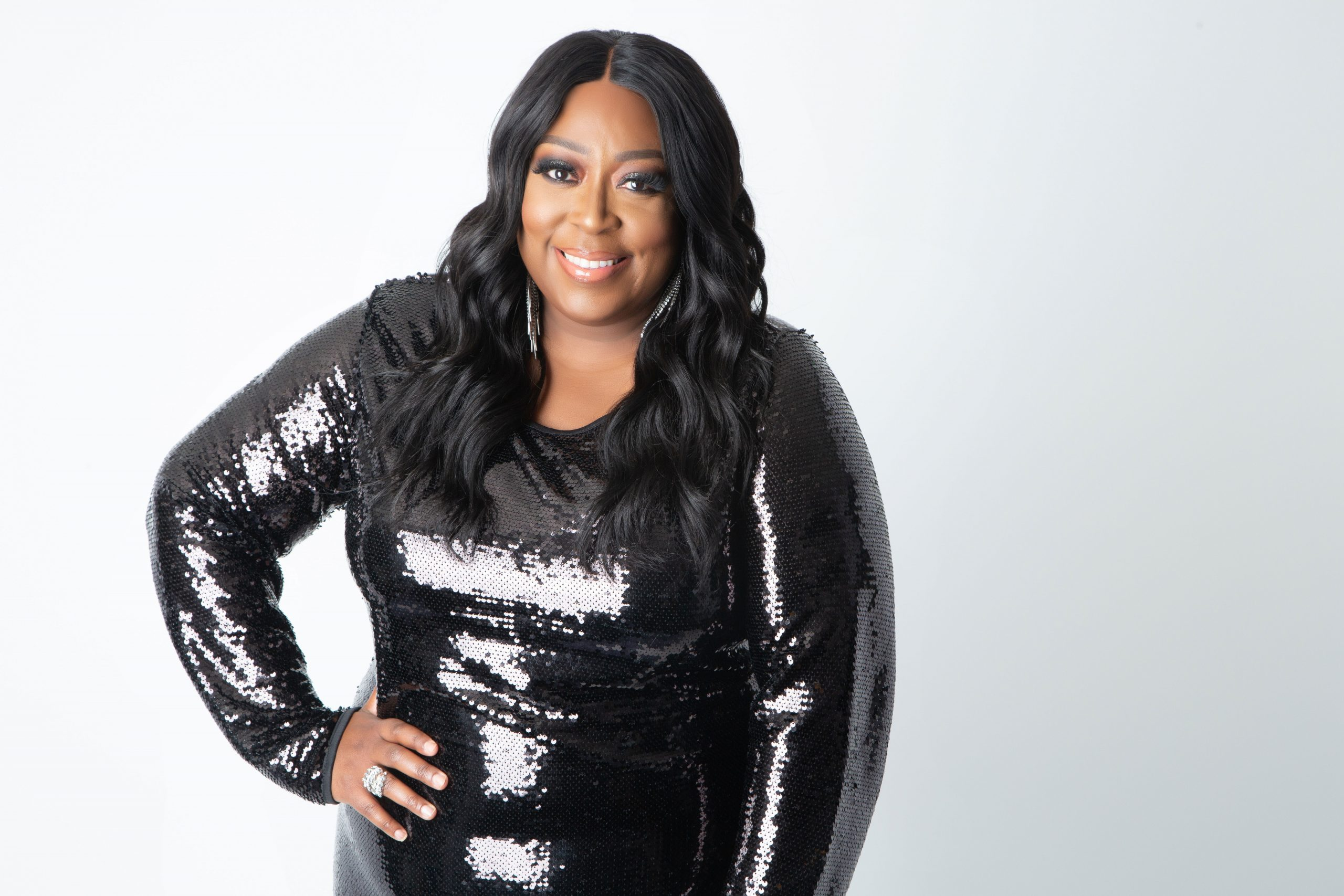 Loni Love x Ashley Stewart Holiday Collection