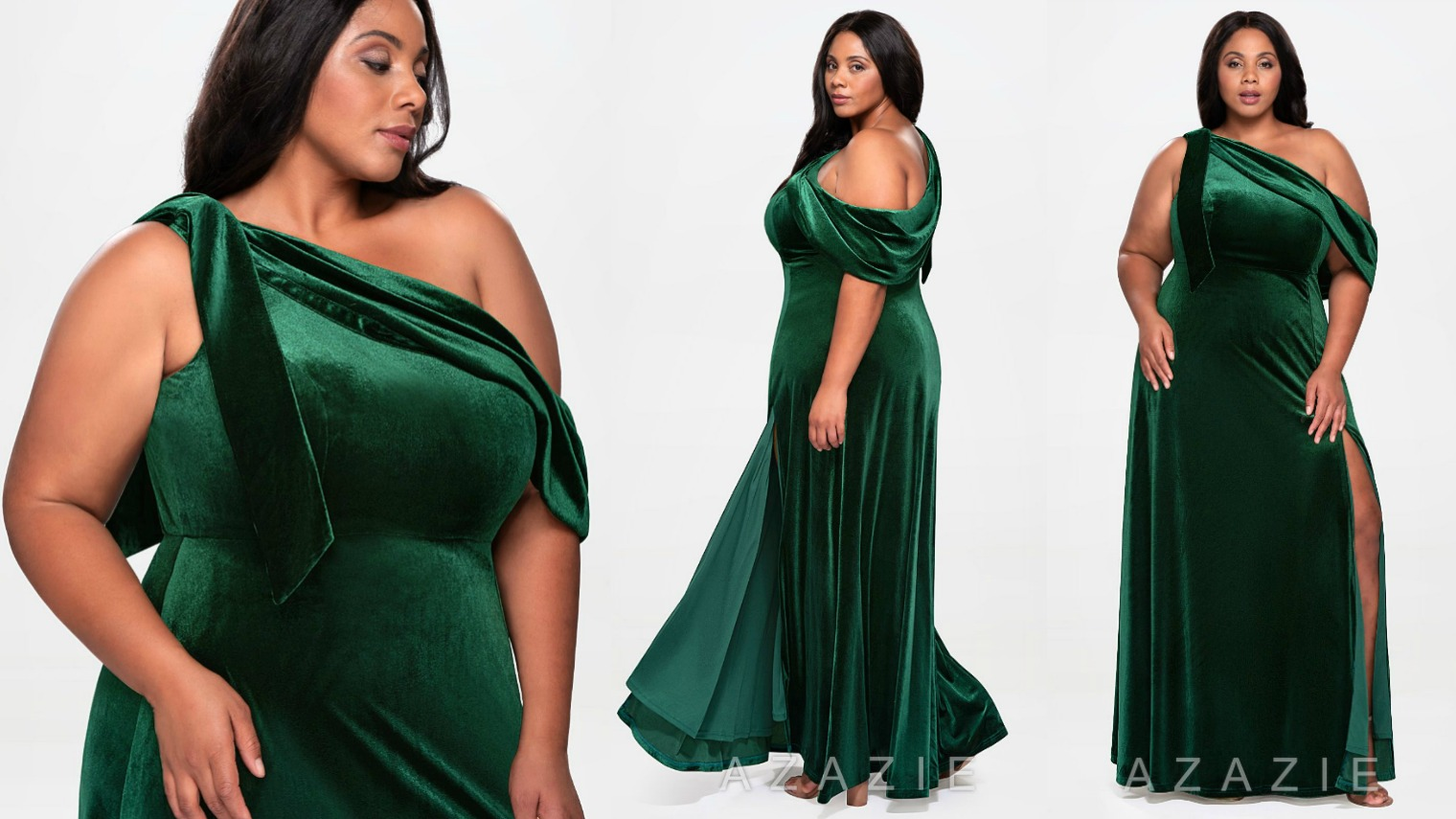 We\'ve Found the Chicest Azazie Plus Size Holiday Dresses ...
