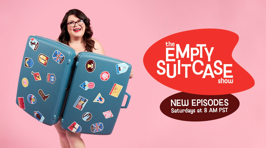 Plus Size Travel Style - The Empty Suitcase