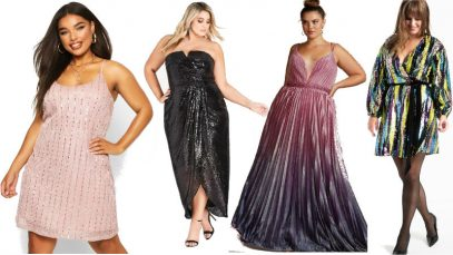 Plus Size New Year's Eve Outfits