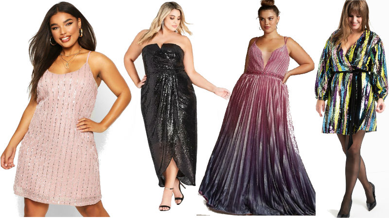 Plus Size Outfits for New Year\'s Eve Based On Your ...