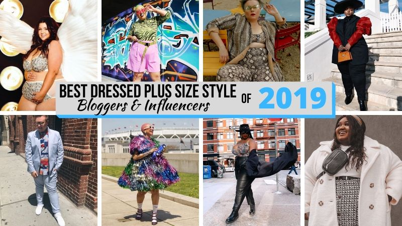 Best Dressed Plus Size Style Bloggers & Influencers
