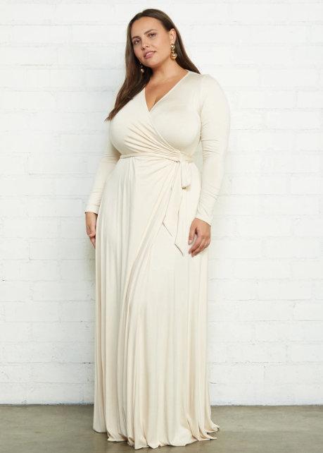Harlow Wrap Dress