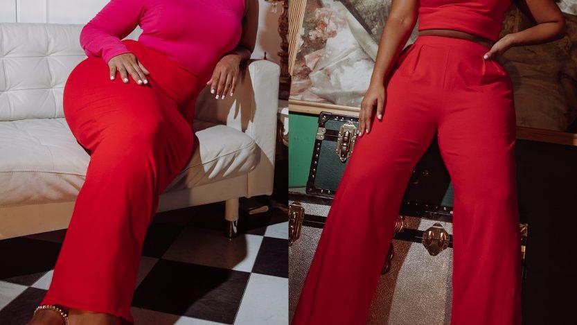 Rebdolls Valentine's Day Plus size Dress options