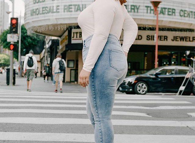 Tara Lynn for HM Jeans