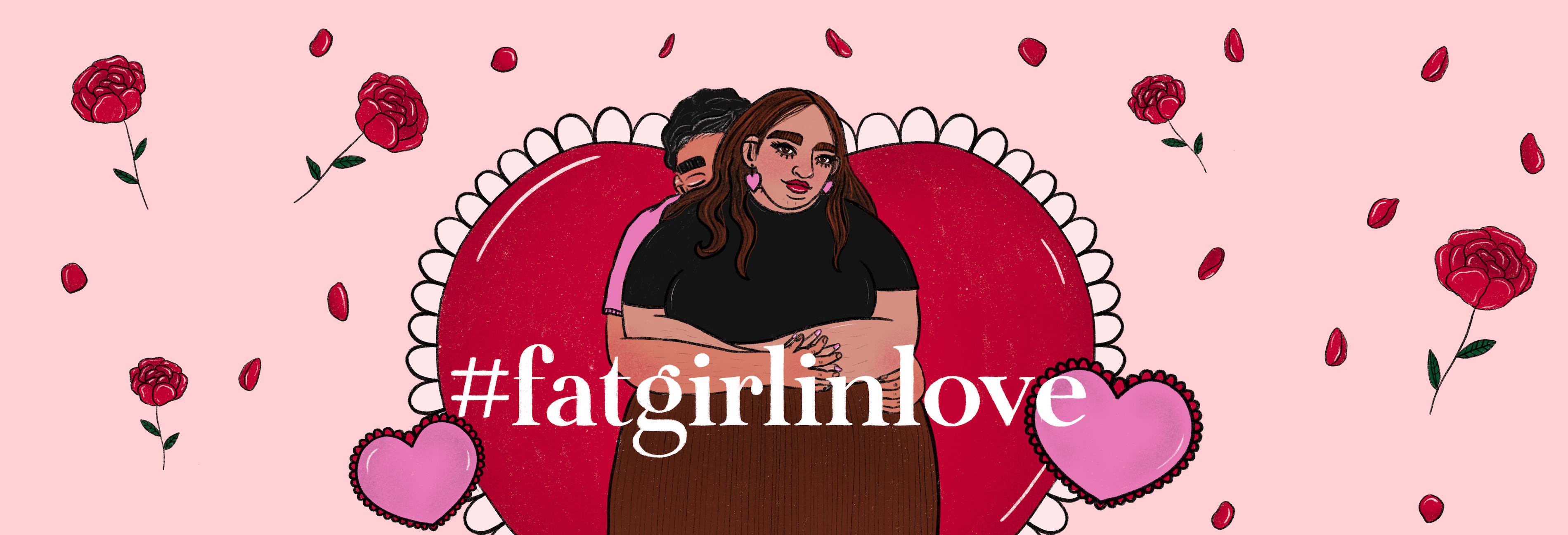 Fat girl in love Series by Ori