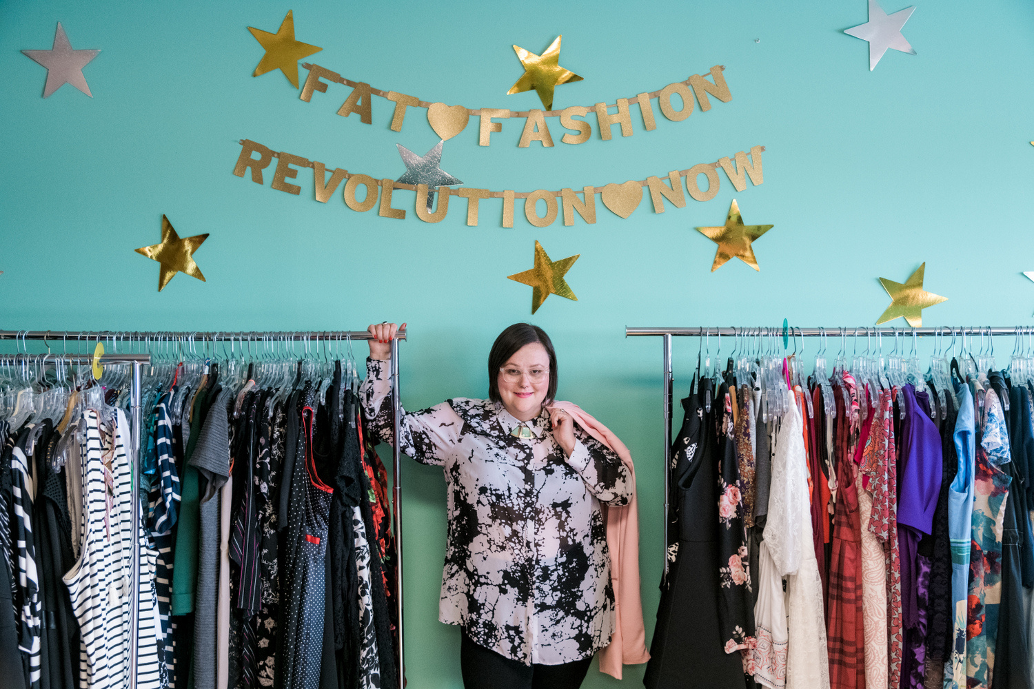 Fat Fancy plus size consignment store