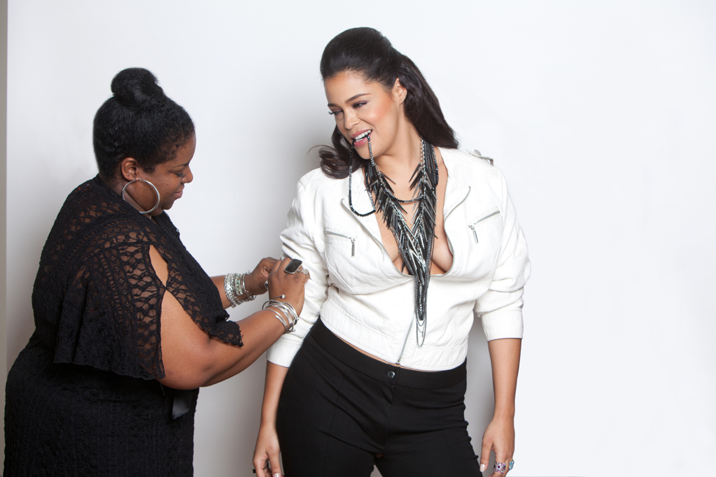 Plus Size STylist Steffy Allen shares plus size prom style tips