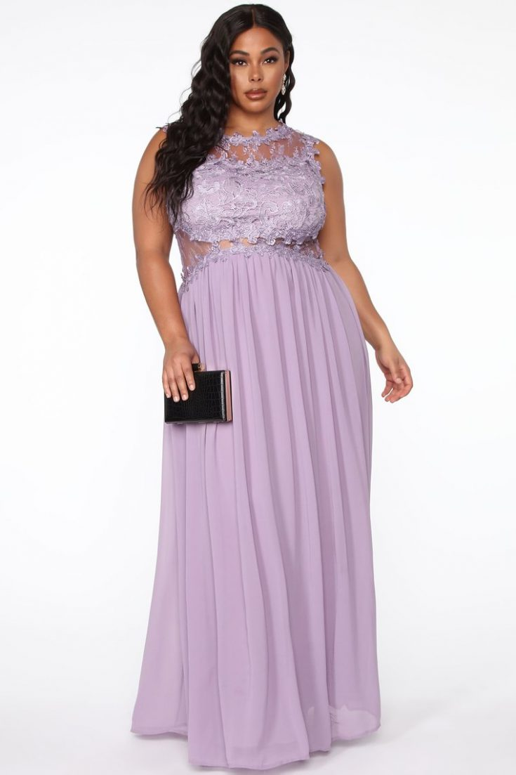 Halley Lace Maxi Dress