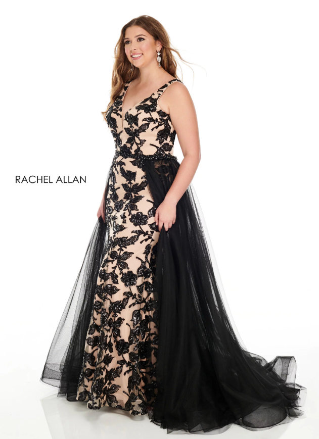 Rachel ALLAN Curves 7228