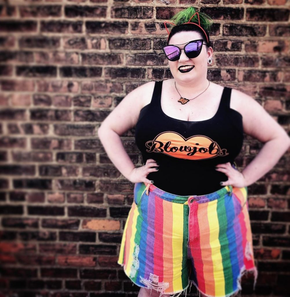 BJ Talks the intersection of Fatness and Queerness 2
