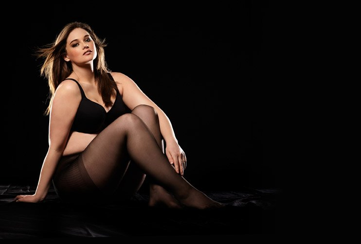 avenue plus size hosiery