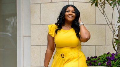 Lane Bryant x TCFStyle Series-Haute Glam Hollie