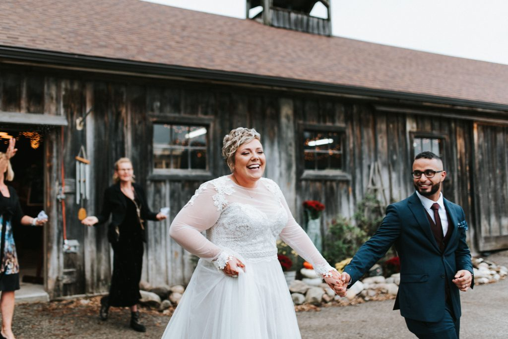 Plus Size Bridal Boutique- Haute & Co bride, Devon Edgerton