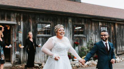 Plus Size Bridal Boutique- Haute & Co bride, Devon Edgerton