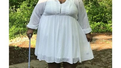 AP Young Plus size blogger