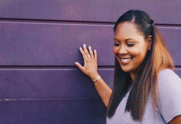 Plus size content creator, Eye for Ebony