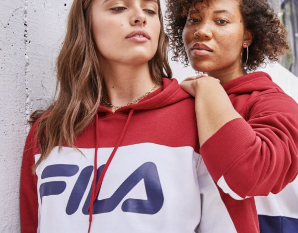 FILA is Back and Up Through a 5X? With Dia&Co, the Fila Curve COllection It Is Happening!