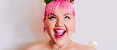 Plus size designer, Ashley Nell Tipton launches The Love Show