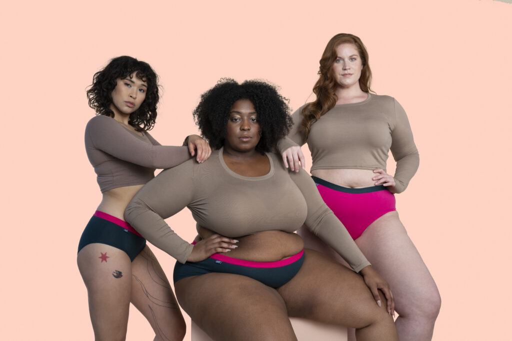 inclusive intimates subscription brand Panty Drop