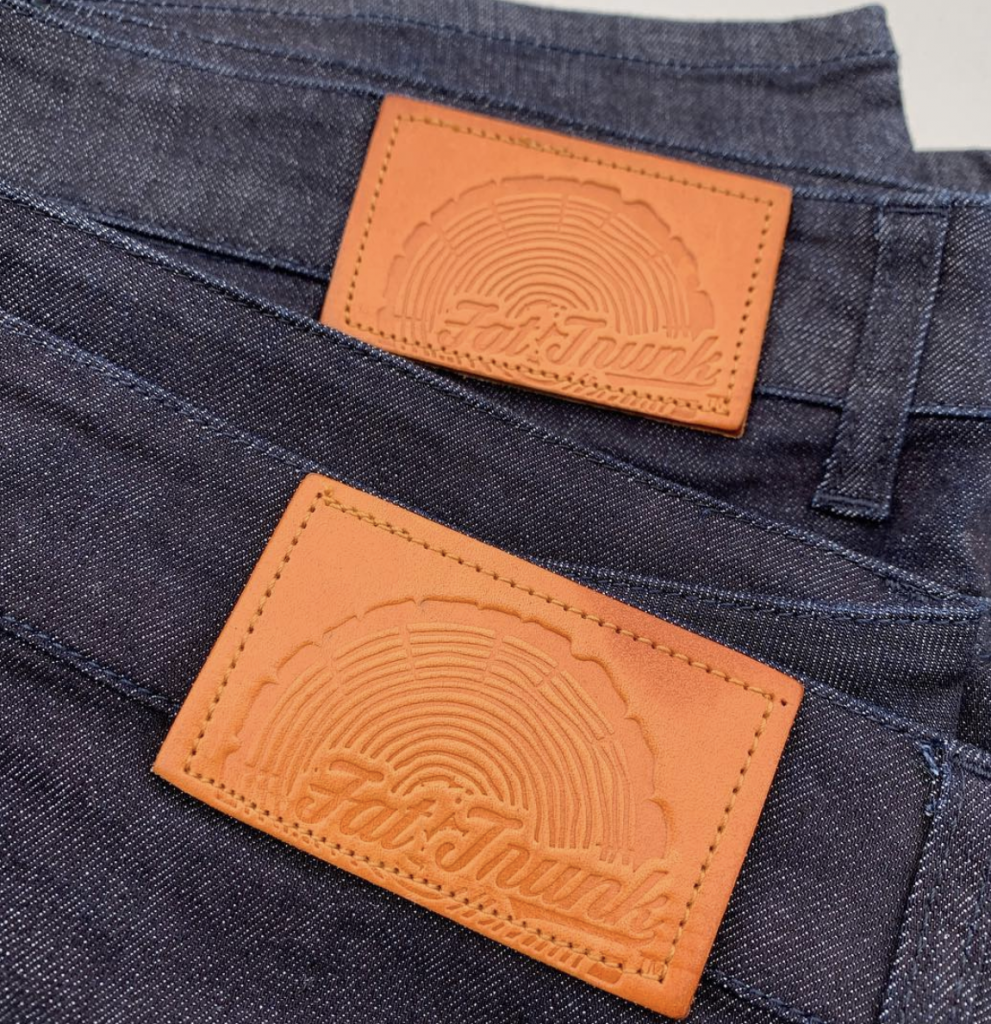 Fat Trunk Jeans for Big & Tall Jeans